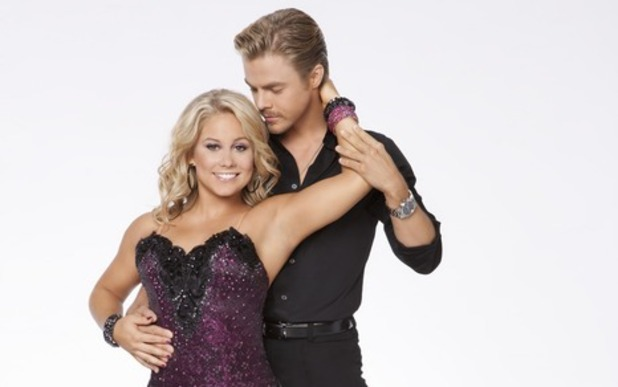 Dancing With The Stars: All-Stars pairs: Shawn Johnson & Derek Hough