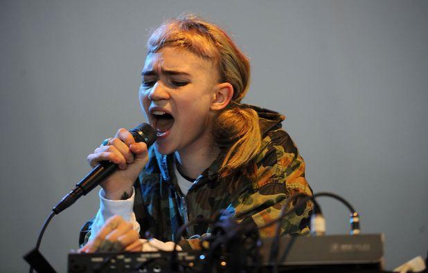 Reading/Leeds Festival 2012 acts: Grimes - Claire Boucher