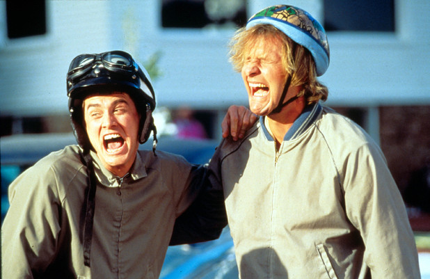 Dumb and Dumber Jim Carrey and Jeff Daniels