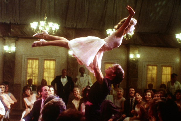 Dirty Dancing in the air