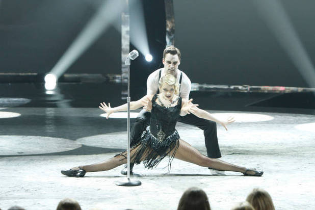So You Think You Can Dance S09E11:  Witney Carson and all-star dancer Nick Lazzarini