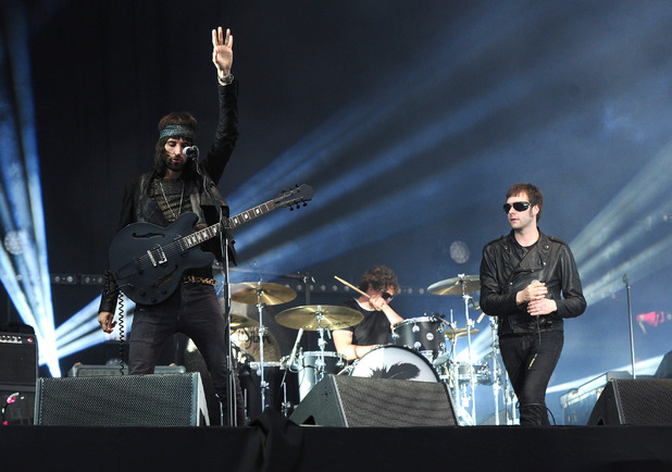 Reading/Leeds Festival 2012 acts: Kasabian