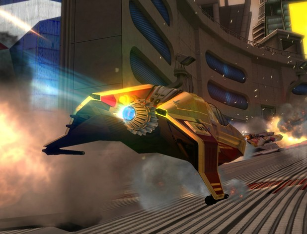 'Wipeout HD' screenshot