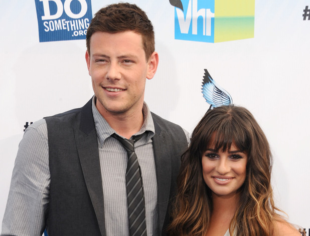 Lea Michele, Cory Monteith, Do Something Awards, LA