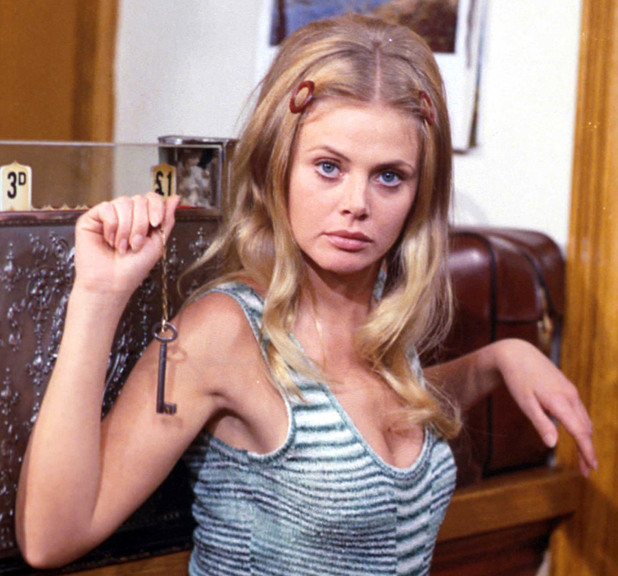 Britt Ekland in &#39;The Wicker Man&#39; (1973)