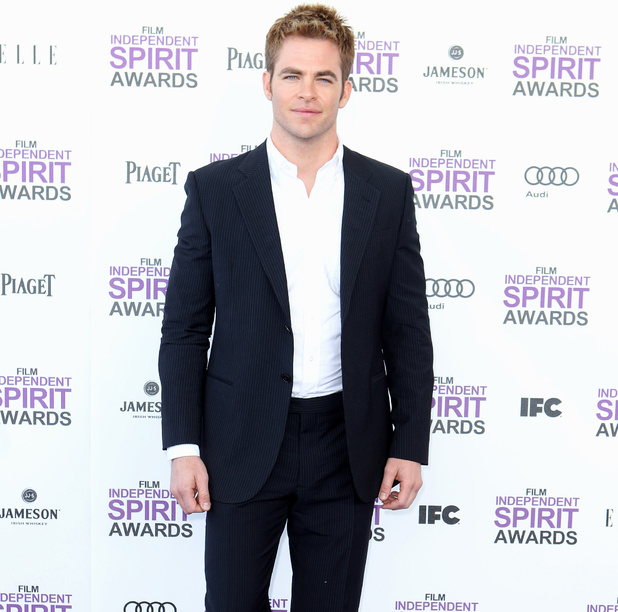 Chris Pine