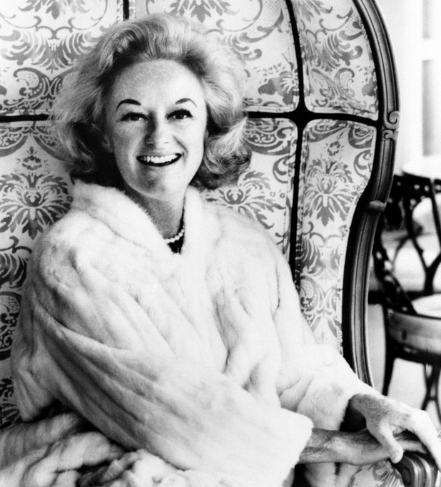 Phyllis Diller photographed in October 1969