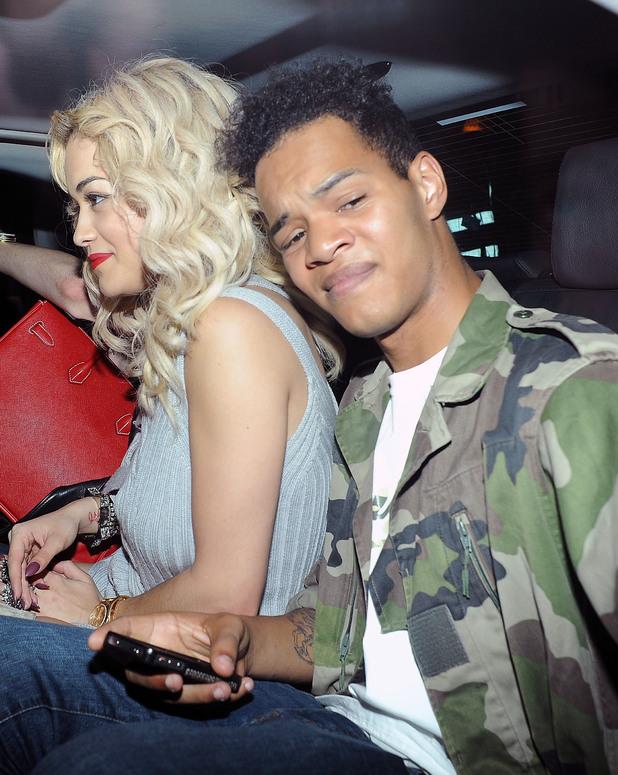 Rita Ora and Harley Sylvester Alexander-Sule