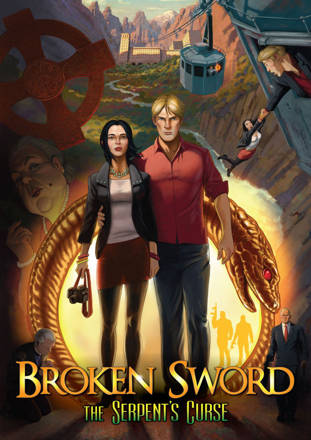 Broken Sword: The Serpent&#39;s Curse
