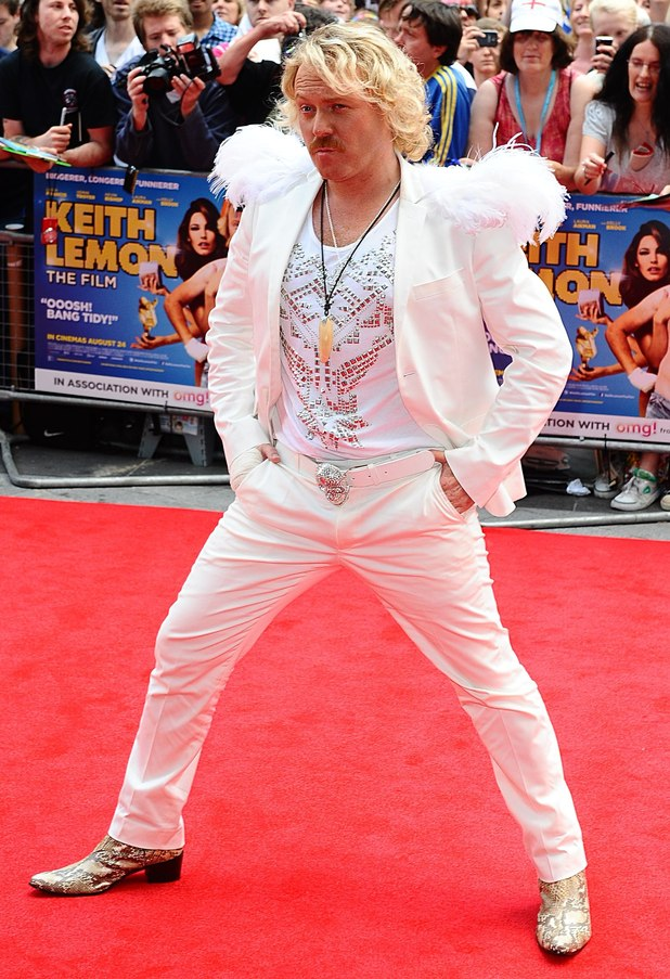 Keith Lemon: The Film - Premiere pictures