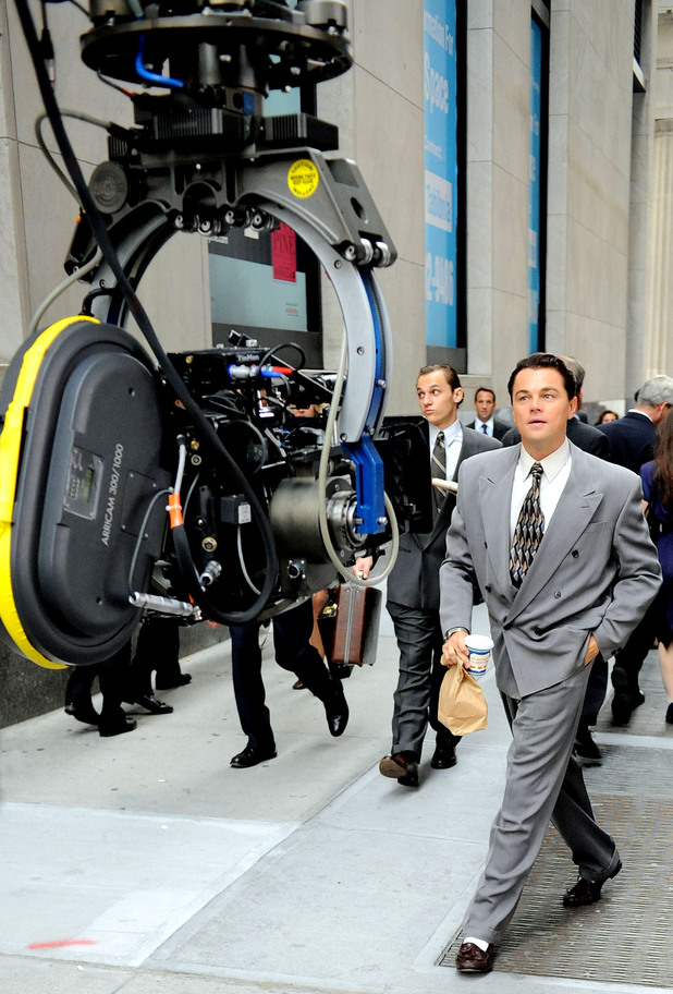 The Wolf of Wall Street Location Pictures