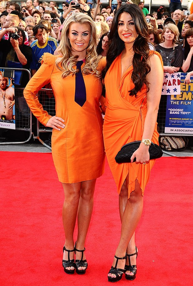 Cara Kilbey and Billi Mucklow