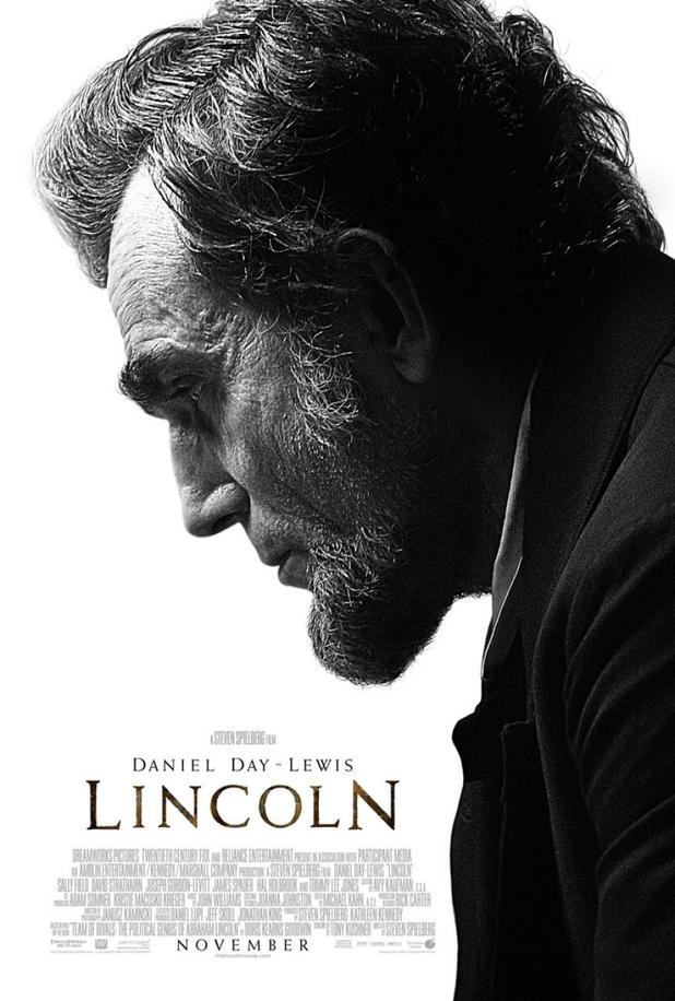 &#39;Lincoln&#39; poster