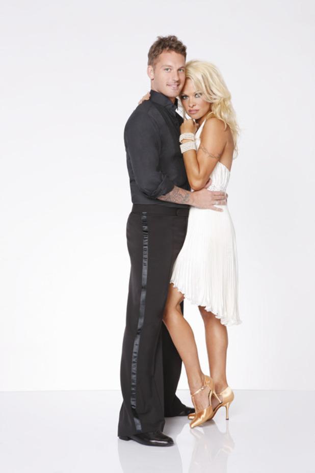 Pamela Anderson & Tristan Macmanus