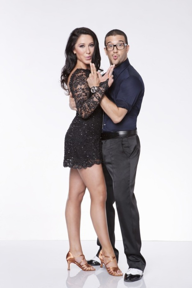 Dancing With The Stars: All-Stars pairs: Bristol Palin & Mark Ballas