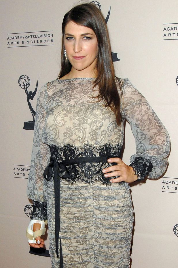Mayim Bialik, Academy Of Television Arts and Sciences&#39; performers Peer Group Reception, Los Angeles,