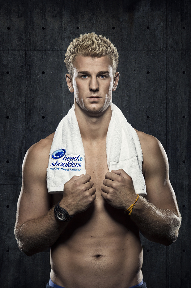 Joe Hart, Head & Shoulders