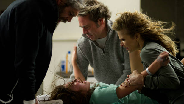 Sam Raimi presents new horror movie &#39;The Possession&#39;.