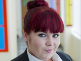 Rebecca Craven as Rhiannon Salt in Waterloo Road