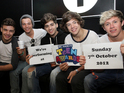 Boyband will take to the airwaves on October 6 to promote Radio 1 Teen Awards.