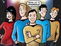 Archie Comics reveals a variant cover for the George Takei-starring title.