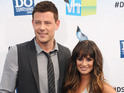 Lea Michele returns to social media after Cory Monteith checks into rehab.