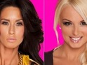 Producers are concerned about Jasmine Lennard and Rhian Sugden's rivalry.