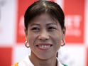Olympic medallist Mary Kom says she will not play herself in her biopic.