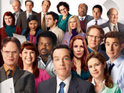 The cast of NBC's The Office