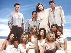 Melrose Place's steamy backstage drama is becoming a tell-all Lifetime movie