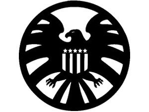 Marvel &#39;S.H.I.E.L.D.&#39; logo