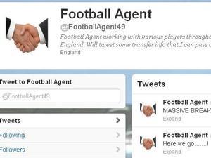 Football Agent on Twitter