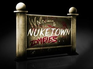 &#39;Welcome To Nuketown Zombies&#39; Black Ops II teaser image