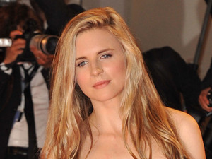 Brit Marling, at the 69th Venice Film Festival - The Iceman - Premiere Venice, Italy