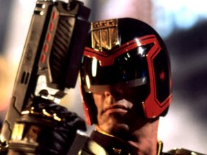 Sylvester Stallone in 'Judge Dredd' (1995)