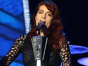 Florence and the Machine perform at Reading Festival 2012