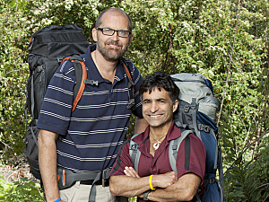 The Amazing Race - Season 21: Gary Wojnar and Will Chiola