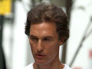 Matthew McConaughey, Wolf of Wall Street