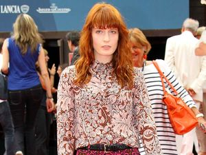 Florence Welch, Venice Film Festival 