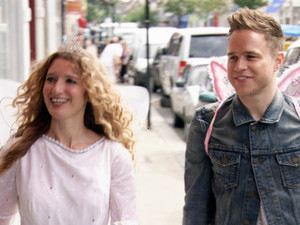 The Xtra Factor, September 1st: Olly Murs and Melanie