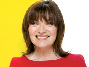 Daybreak host Lorraine Kelly