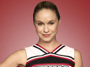 Becca Tobin as Kitty in Season 4 of Glee.