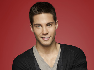 Dean Geyer as Brody in Season 4 of Glee.