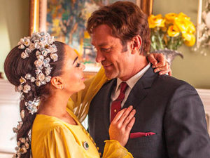 Biopic Liz and Dick - featuring Lindsay Lohan and Grant  Bowler