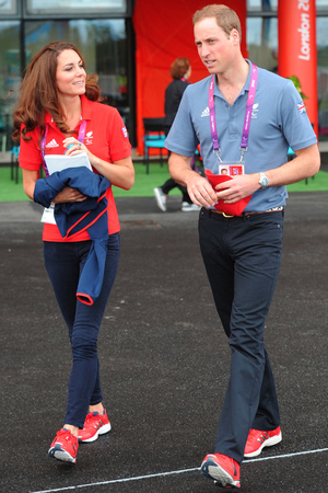 Duchess of Cambridge, Prince William, Paralympics
