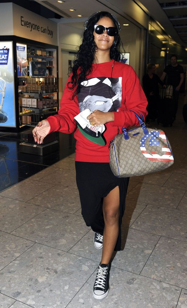 Rihanna, jumper, Diamond Kush Tee