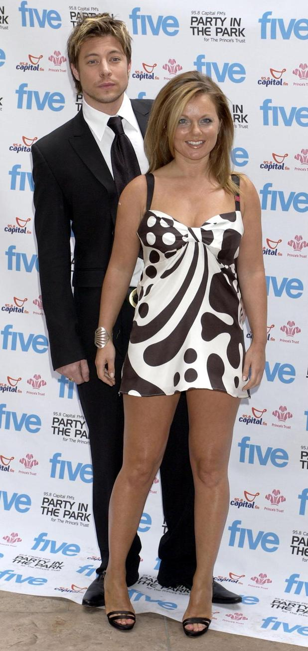 Duncan James, Geri Halliwell