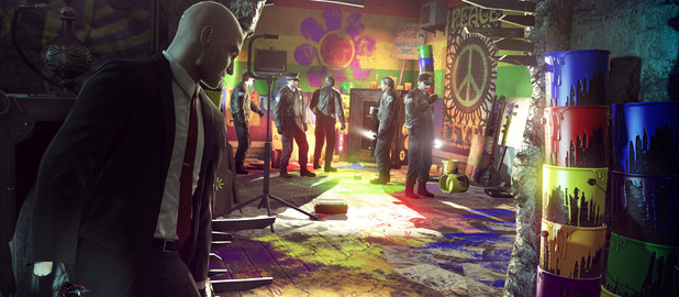 &#39;Hitman: Absolution&#39; contracts mode screenshot