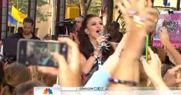 Cher Lloyd on Today