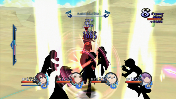 'Tales of Graces F' screenshot
